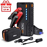 Best Compact Jump Starters - Car Jump Starter, Tacklife 600A 16500mAh Emergency Booster Review