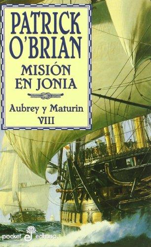 Misión en Jonia (VIII) (bolsillo) (Pocket) por Patrick O'Brian