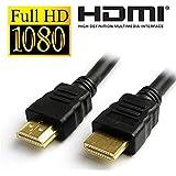 MHK HDMI Male To HDMI Male Cable (Black) 1.5 Meter