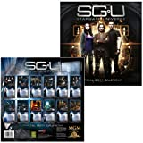 Stargate Calendar 2011 Design: Stargate Universe