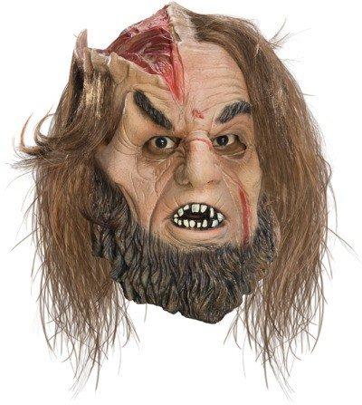 Calibos 3/4 Vinyl Maske (Halloween Stadt Kostüme Party Für Erwachsene)