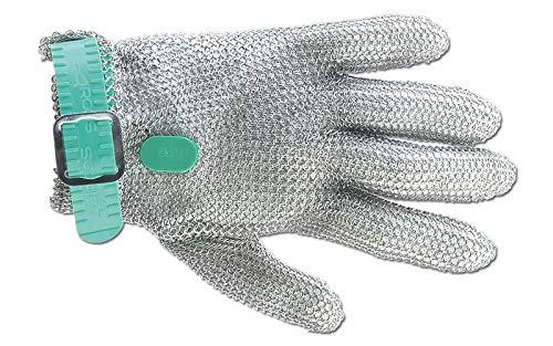 Arcos Gants Protection - Gants Protection - Acier Inoxydable Size XS 230 mm- Couleur Gris