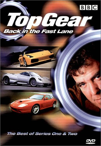 Back In The Fast Lane - The Best Of Top Gear