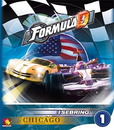 Formula D - Circuitos 3 y 4: Sebring Florida y Street Racing Chicago