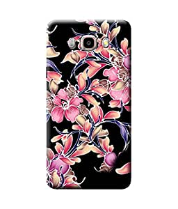 Be Awara Colorful Flower Buz Designer Mobile Phone Case Back Cover For Samsung Galaxy J7 2016 Edition