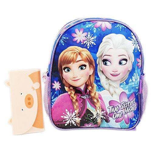 Disney La Reine des Neiges Snow Sàc à Dos pour l'Ecole pre-Scolaire Maternelle