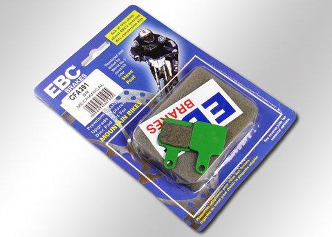 EBC Plaquettes de frein plaquettes de frein pour Allround