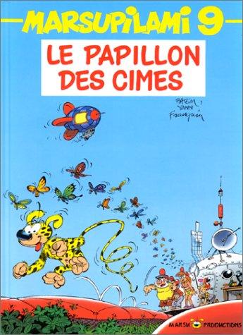 Le Marsupilami, tome 9 : Le Papillon des cimes