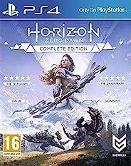 لعبة هوريزن زيرو دون الاصدار الكامل من غوريلا لاجهزة بلاي ستيشن 4