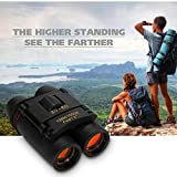 JIBO Zoom Telescope 30X60 Folding Binoculars With Low Light Night Vision For Outdoor