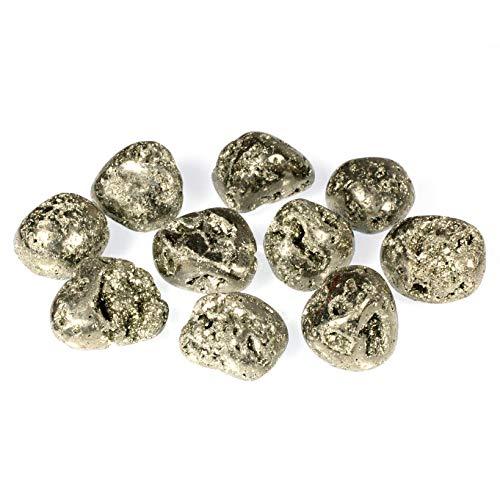 Pirite tumble stone (20-25mm)