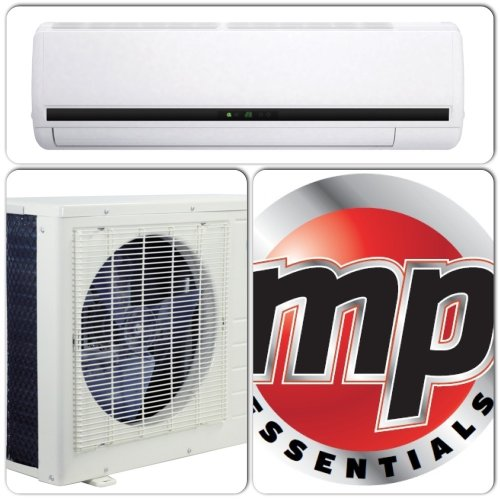 MP Essentials 9000 BTU Wall Mounted Air Conditioning Interior & Exterior Units