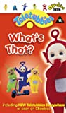 Picture Of Teletubbies - What's That? [VHS] [1997]