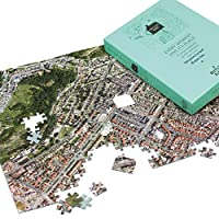 Personalised Aerial Photo Jigsaw Puzzles (400 pieces) - Gift by Butler & Hill