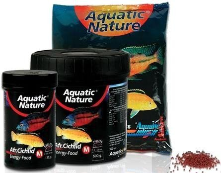 Aquatic Nature AFRICAN CICHLID ENERGY-FOOD M 320 ml - 130 g (Fisch African Cichlid)