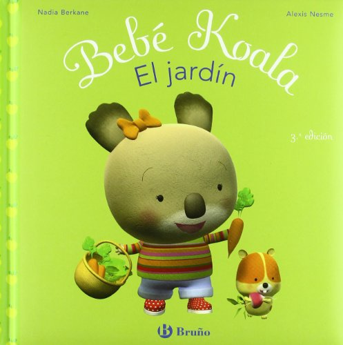 Bebe koala, el jardin/Baby Koala, In The Garden