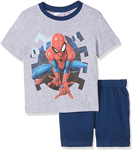 Spiderman Jungen Sportbekleidung Set Amazing, Bleu (Blue 545), 8 Jahre (Hersteller Größe: 8 Jahre)