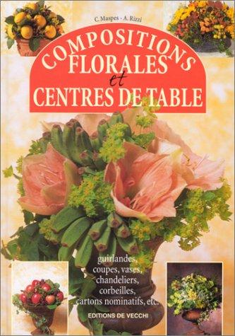 Compositions florales et centres de table