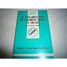 La Réhabilitation de l'habitat social en France