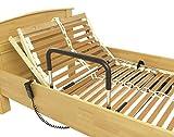 Ayuda para incorporación y soporte para la cama, regulable en altura, ideal para camas con...