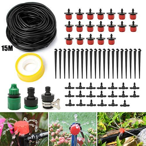 Pflanzzubehör Garten & Terrasse 25m Automatisch Bewässerungssystem Micro Drip Bewässerung Diy Gartenpflanze De Auf Der Ganzen Welt Verteilt Werden