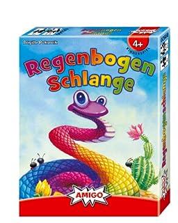 Amigo Spiele 9920 - Regenbogenschlange (B00006YYXR) | Amazon Products
