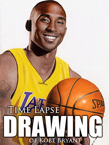 Clip: Time Lapse Drawing of Kobe Bryant [OV] -