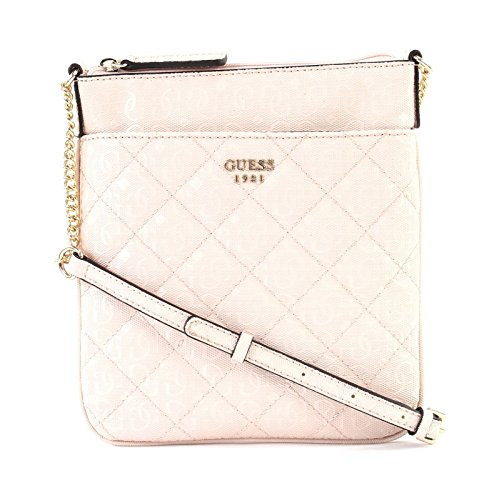 GUESS Joleen Mini Crossbody Blush -
