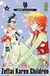 Zettai Karen Children Edition simple Tome 30