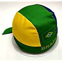 SJB-mz Rusia World Cup Hats Fans Around Supplies Party Bars Equipo De Francia, Brasil