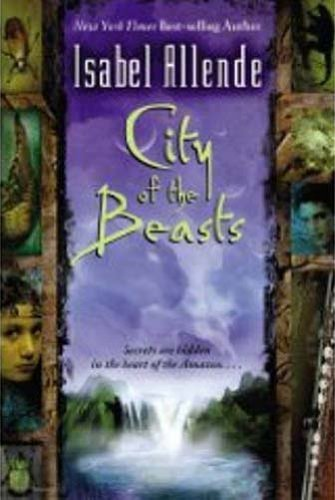 Book cover for City of the Beasts