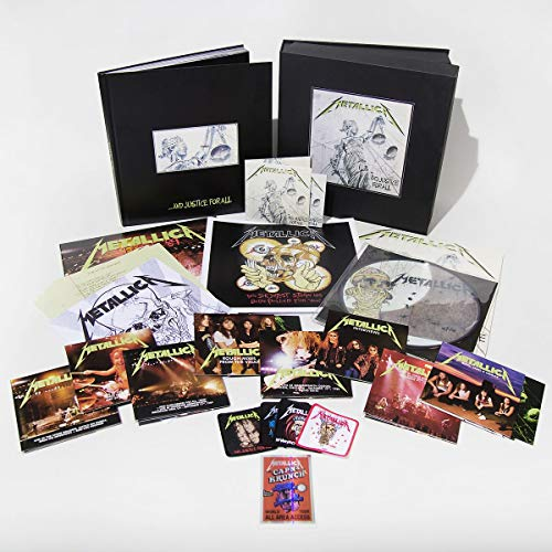 ...And Justice For All (Remastered) - Deluxe Box Set