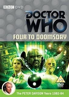 Doctor Who - Four to Doomsday [DVD] (B001ARYYUE)   Amazon price tracker / tracking, Amazon price history charts, Amazon price watches, Amazon price drop alerts