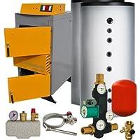 Santer Solare Caldaia a gassificazione di legna Uri di esempio
