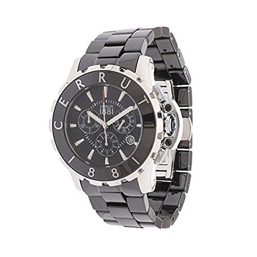 cerruti-herren-armbanduhr-keramik-schwarz-cra078z221h