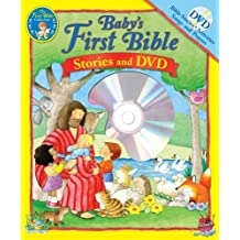 Baby's First Bible Book and DVD (First Bible Collection)