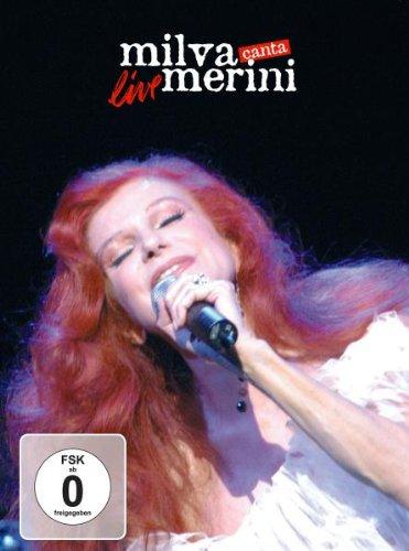 Preisvergleich Produktbild Milva Canta Merini - Live: La poesia incronata la musica