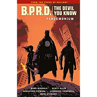 B.p.r.d.: The Devil You Know Volume 2 - Pandemonium