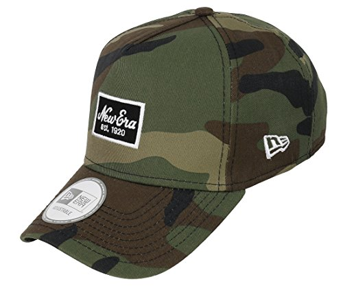 New Era Script Trucker Adjustables NEW ERA Camouflage (Era Hats Trucker New)