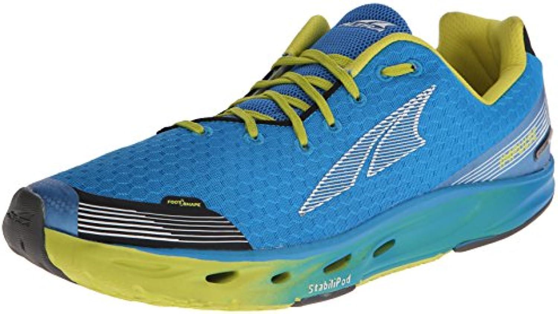 Ll'Altra Hombre Impulse Zapatos Running neutral Gris de hombres rojo / A1542-3
