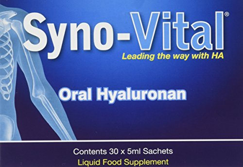 Syno 5ml Vital Hyaluronic Acid - Pack of 30 Sachets Test
