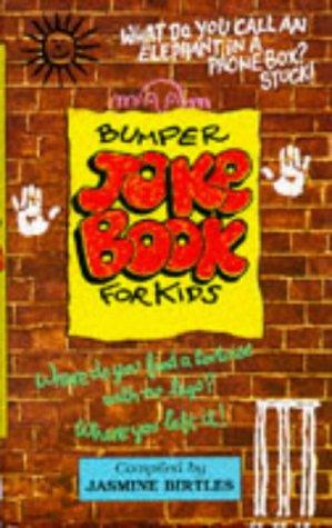 Bumper joke book for kids