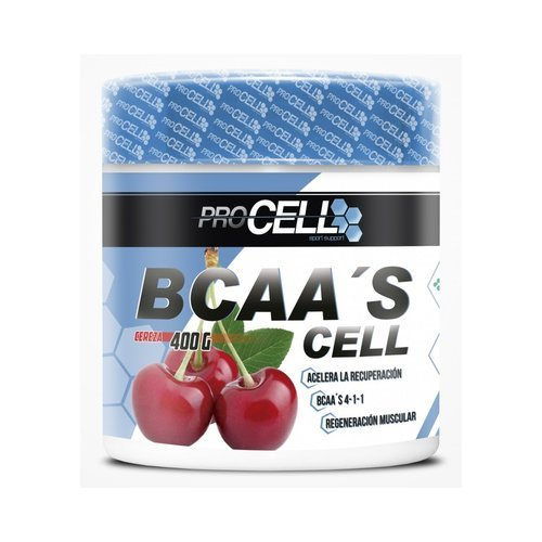 Pro Cell BCAA'S Cell Cereza - 400 gr