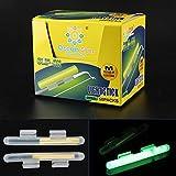 Clip On. Pesca Glow Stick 100pcs M L XL luz fluorescente stick dry tipo luminoso varita tubos de...