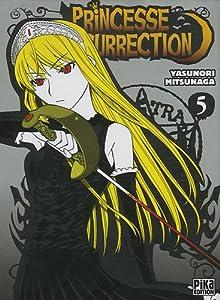 Princesse Résurrection Edition simple Tome 5