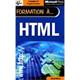 Formation à HTML