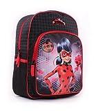 Miraculous LadyBug e Cat Noir - Zaino Scuola Elementare 44 cm