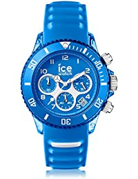 Ice-Watch - ICE aqua Skydiver - Blaue Herrenuhr mit Silikonarmband - Chrono - 012735 (Large)