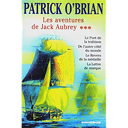 Les Aventures de Jack Aubrey, tome 3