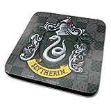 Harry Potter Untersetzer Slytherin Wappen. Offiziell lizenziert